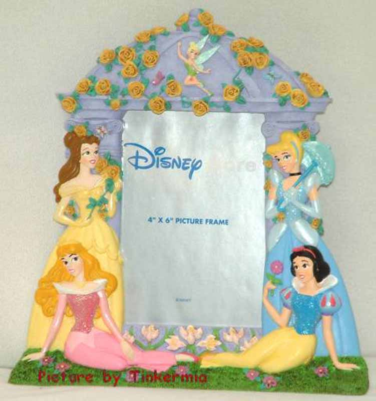 TINKER BELL PRINCESS RESIN PHOTO FRAME WITH TINKERBELL | eBay